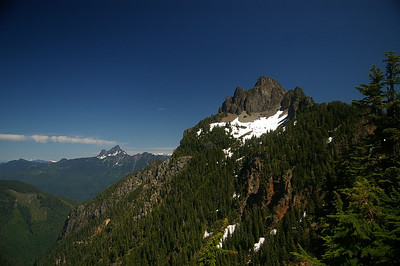 Perry Creek & Mount Forgotten